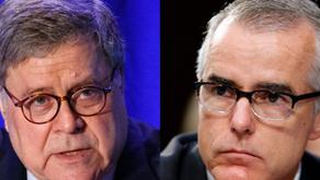 FBI records indicate DOJ considering prosecuting Andrew McCabe over leaks