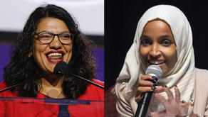 Omar, Tlaib Planned To Meet With Terror-Promoting Groups, Including One That Promoted Neo-Nazi...