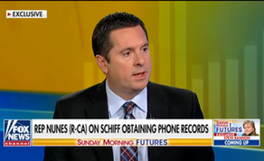 Nunes takes legal action in response to being spied in by the Democrats