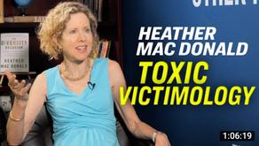 Heather MacDonald on victim mentality, identity politics, and President Trump's Baltimore Tweets