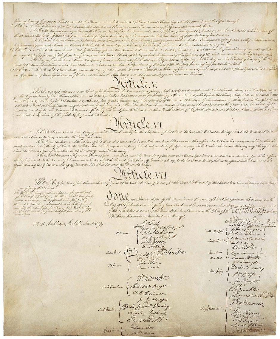 US Constitution Page 4