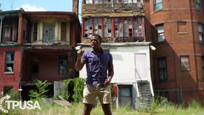 Black Conservative Has a Brutal Message for Rat-Infested Baltimore
