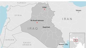 CNN: Iran attacks bases housing US troops