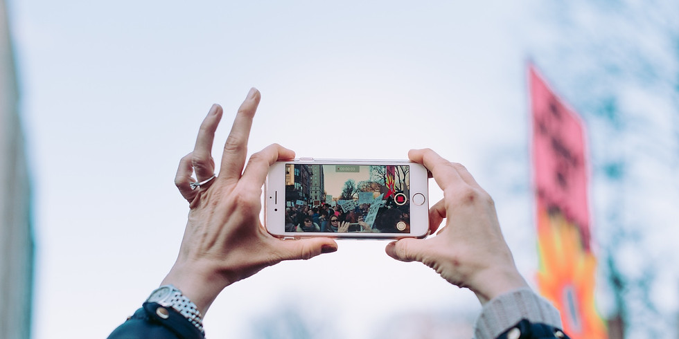 Taking Photos for Social Media