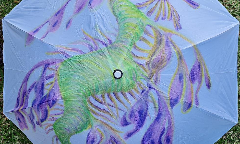 Leafy Sea Dragon Umbrella Large