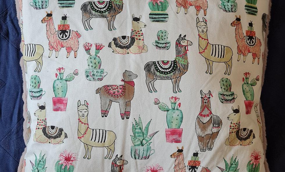 Lovely Llama Cushion
