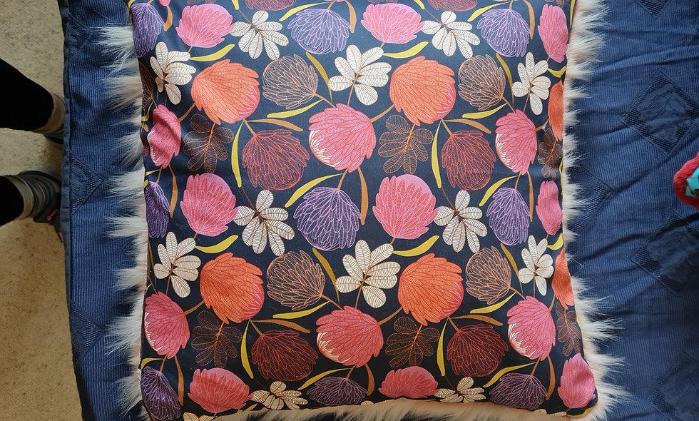 Shaggy Deco Cushion