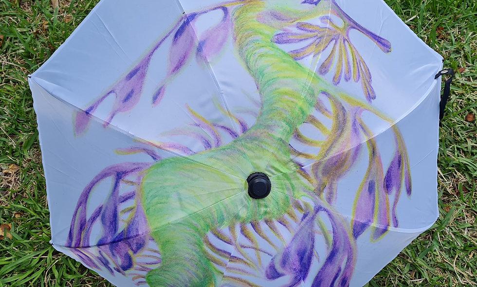 Leafy Sea Dragon Kids Umbrella