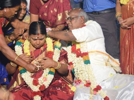 Sashtiapthapoorthi Procedure in Tamil