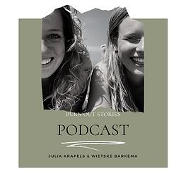 podcast burn out stories Julia Krapels Wietske Barkema