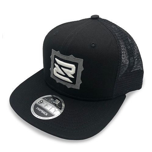 RR Icon Hat - New Era Black
