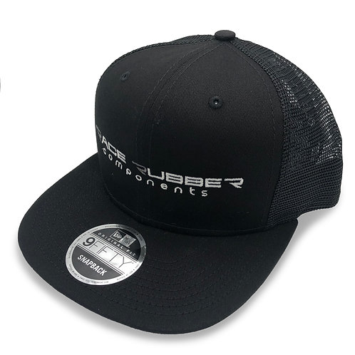 RR Corp Hat - New Era Black