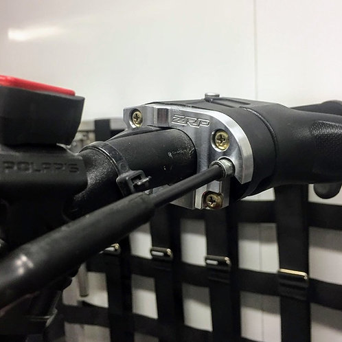 ZRP Billet Throttle Block Anti-Distortion kit