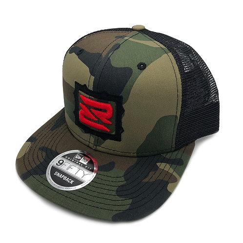 RR Icon Hat - New Era Camo