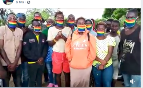 Police Action Reported after LGBTI Kakuma Refugee Group Sit-In during COVID-19 Lockdown