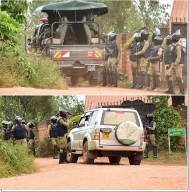 U.S. Ambassador Denied Access to Ugandan Presidential Candidate Bobi Wine in House Arrest