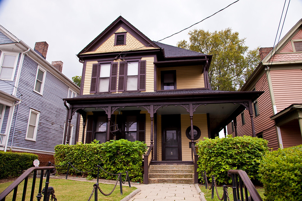 Photos: Dr. King's House - Photo by Melanie Nathan