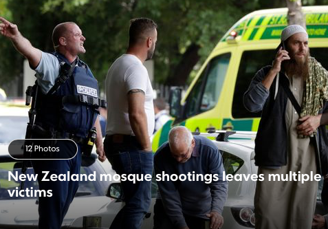 African HRC Condolences and Condemns the Hate that Caused the Christchurch Mosque Attacks