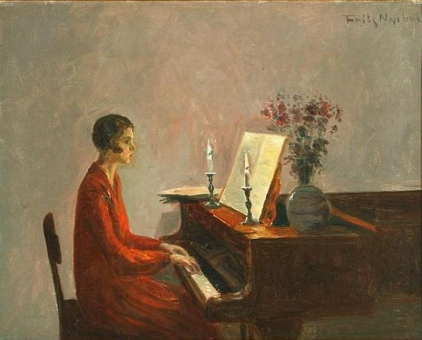 Poul_Friis_Nybo_Woman_playing_the_piano.jpg