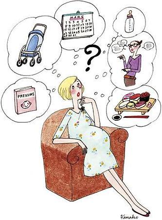 entretien prénatal précoce