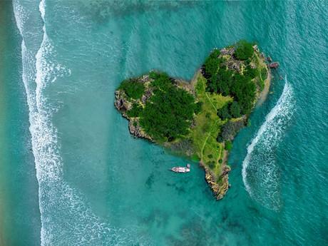 Island, Wave or Anchor?