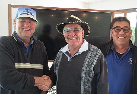 Round 24: Collier Park Golf Course