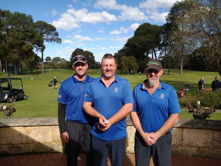 Low turnout for club and low score for Hooper at MM