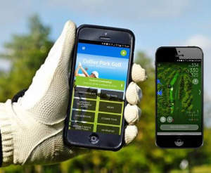 Collier Park Golf have released an App!