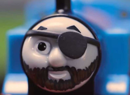 Thomas rules the waves