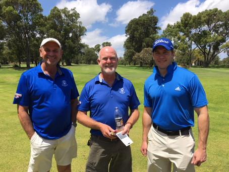 Round 2 - Kwinana Golf Course