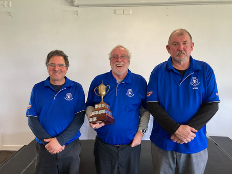 Lawrie grinds out win at the Winter Cup