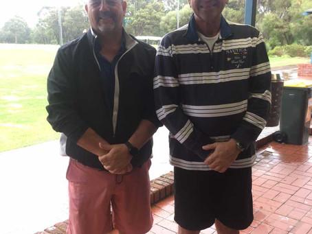 Who needs wet gear? Not Steve Hooper!