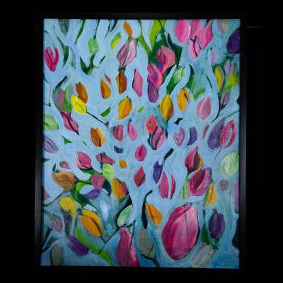 "Carrington Brown - ""Tulip Dance"""
