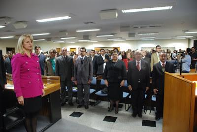 Lembranças - Sessão Solene presta homenagem aos 100 anos da Assembleia de Deus no Brasil