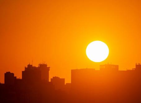 Ano de 2020 promete ser o mais quente da história no Paraná