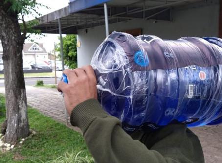 Bacacheri, CIC, Água Verde. Bairros sem água em Curitiba por causa do rodízio