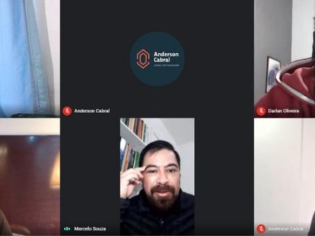 Noemia Rocha se reúne com representantes do Acridas e MOB