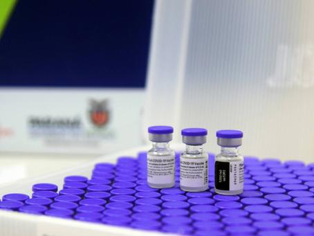 Paraná recebe nesta quinta parte das 234.510 doses de vacinas contra Covid