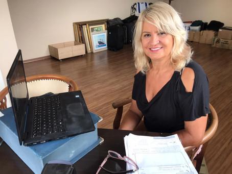 Noemia Rocha assume como procuradora adjunta da Mulher