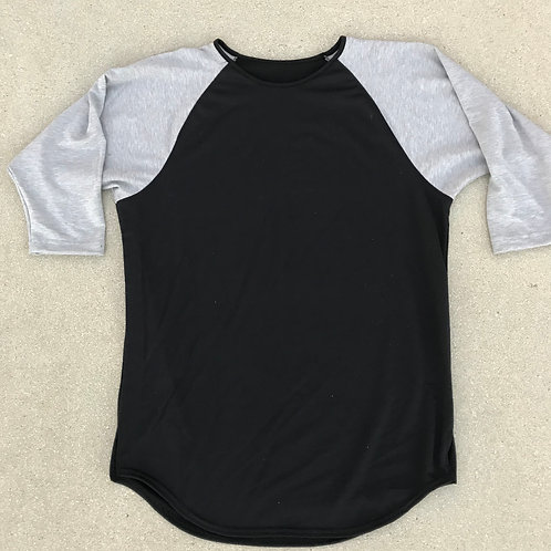 French Terry Scoop Raglan