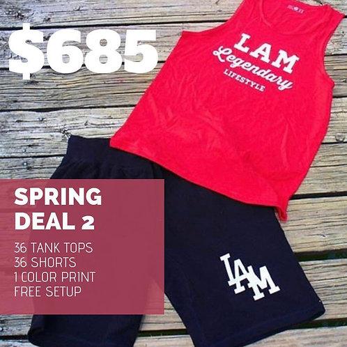 Spring Deal 2
