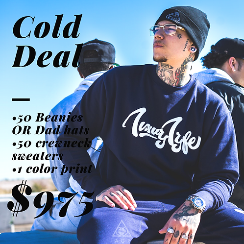 """Cold"" Deal"