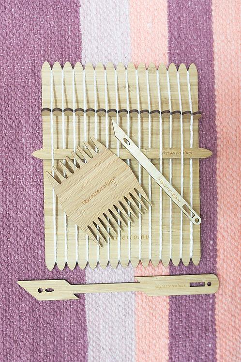 Small Set - Loom & Weaving Tools