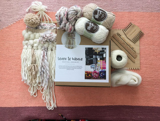 Learn To Weave Kits Launched