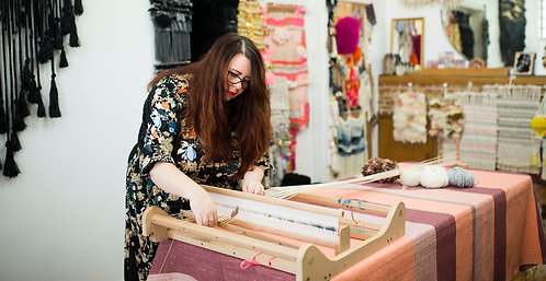 Rigid Heddle Loom Workshop By Appointment