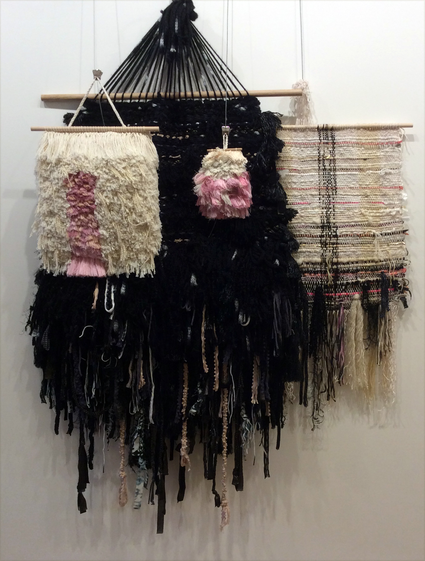 Layered Textural Works