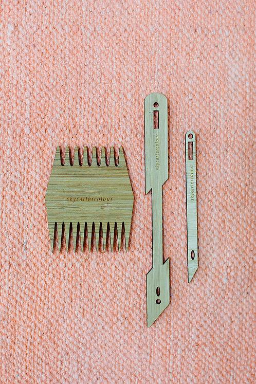 Comb & Needle Bundle