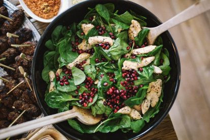 spinach-pomegranate-and-chicken-salad-413x275.jpg