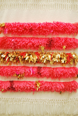 'Pink and Gold Fluffy', 2013