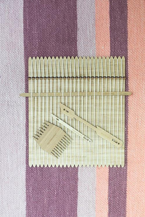 Medium Set - Loom & Weaving Tools